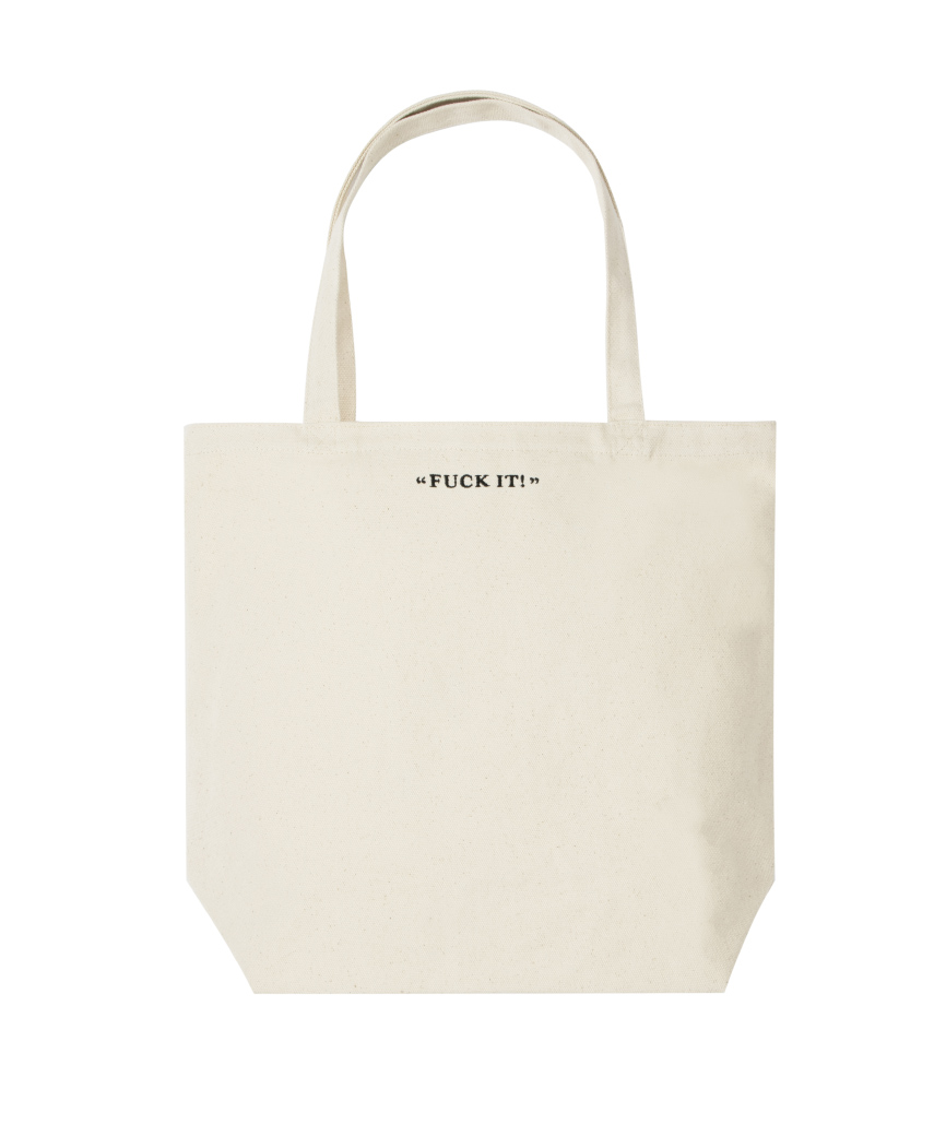 BOX LOGO TOTE BAG