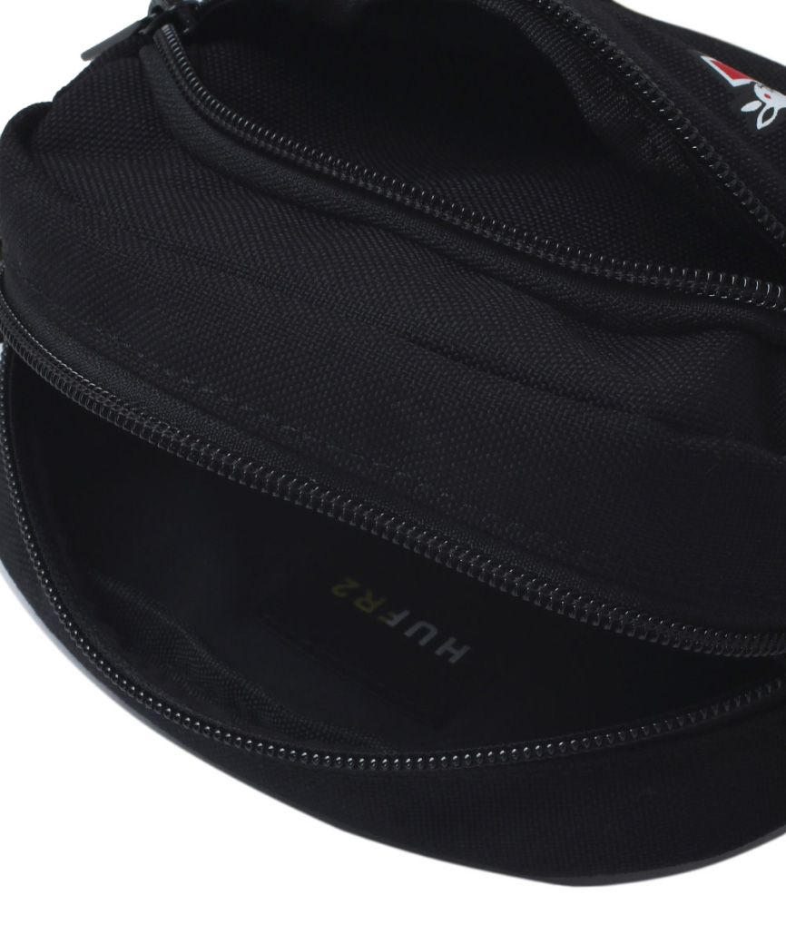 HUF x FR2 1993 MINI SHOULDER BLACK
