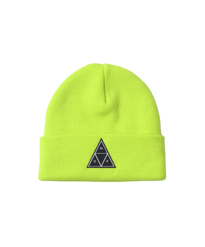 ESSENTIALS TT BEANIE(BIO LIME, O/S)
