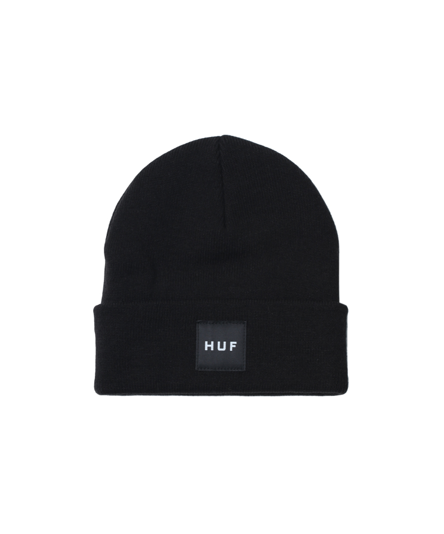 ESSENTIALS BOX LOGO BEANIE
