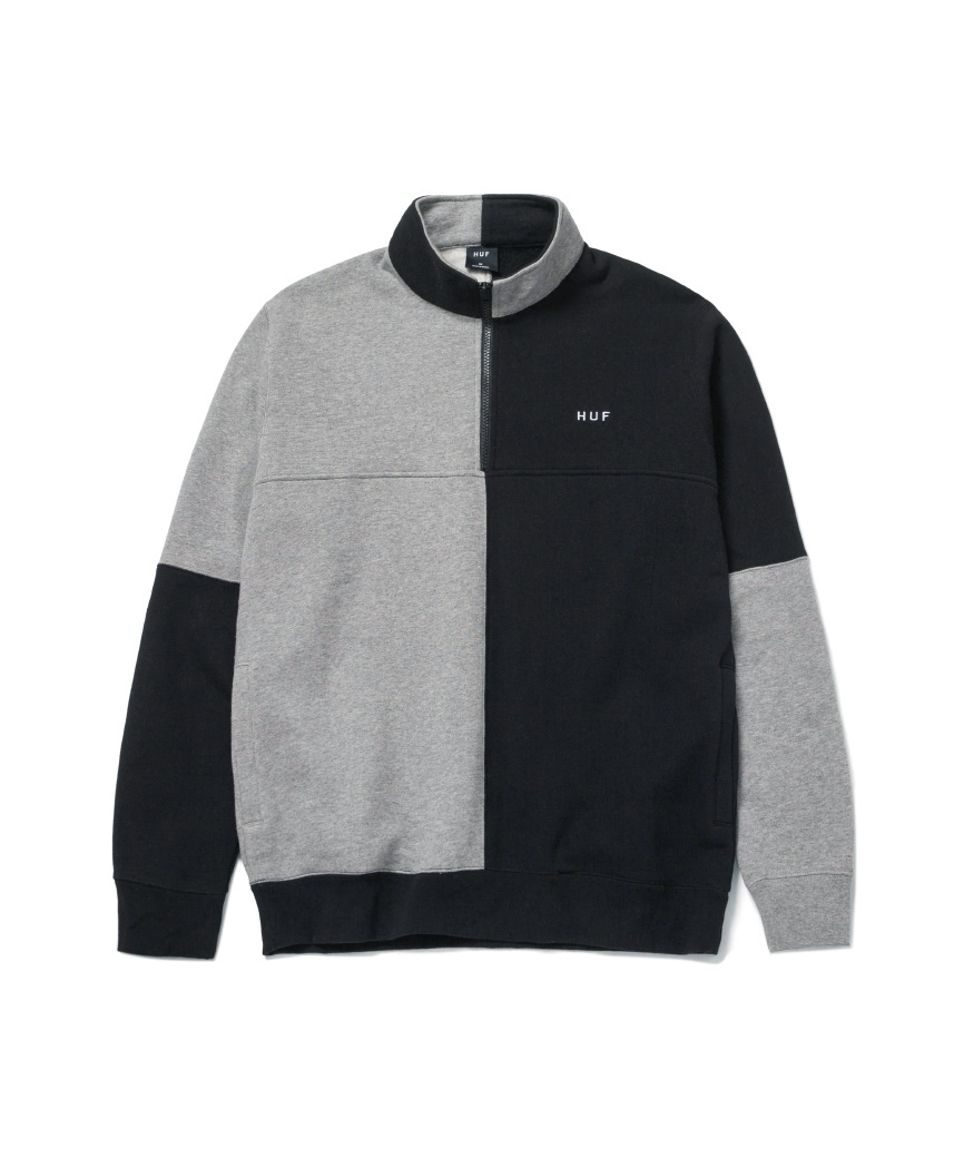 SEPARATOR QUARTER ZIP FLEECE