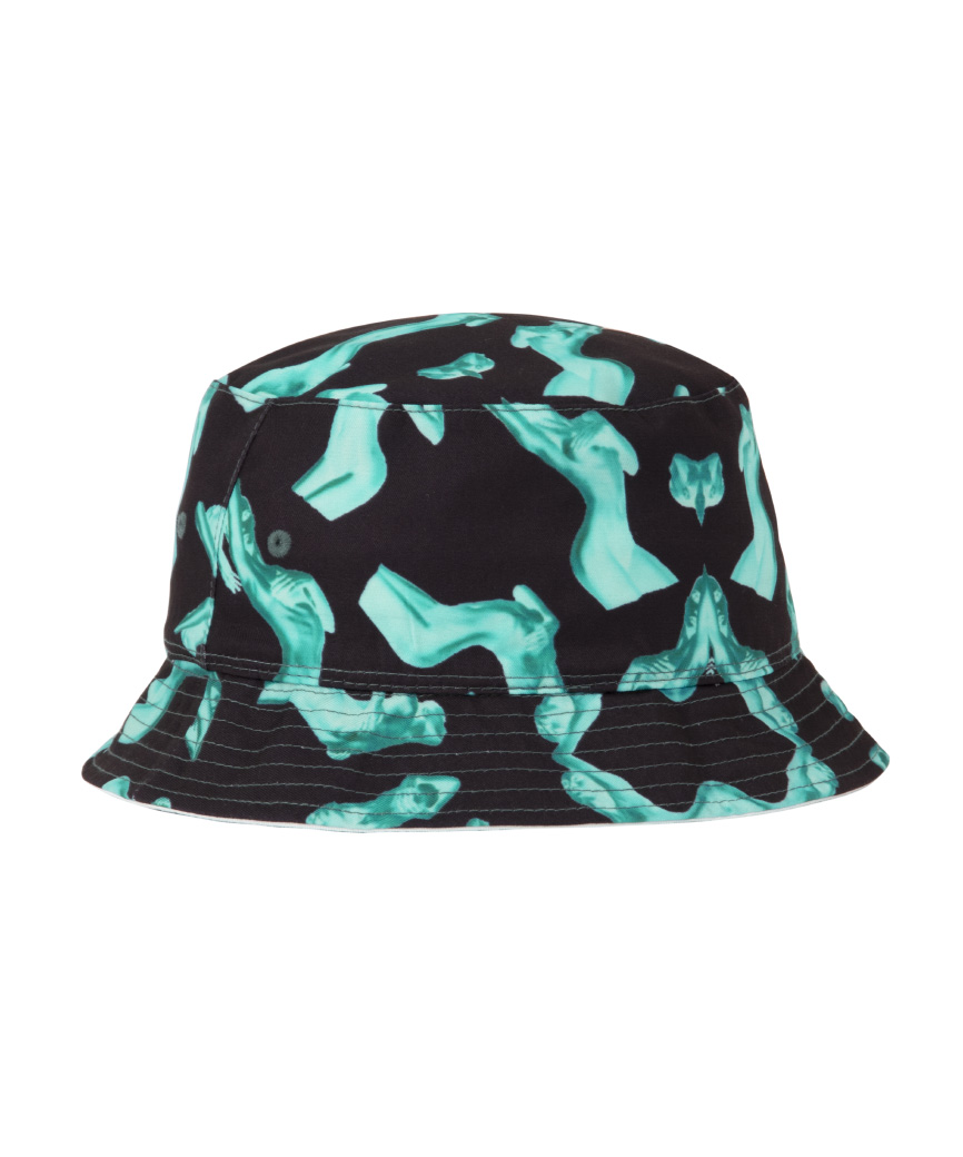 HER REVERSIBLE BUCKET HAT