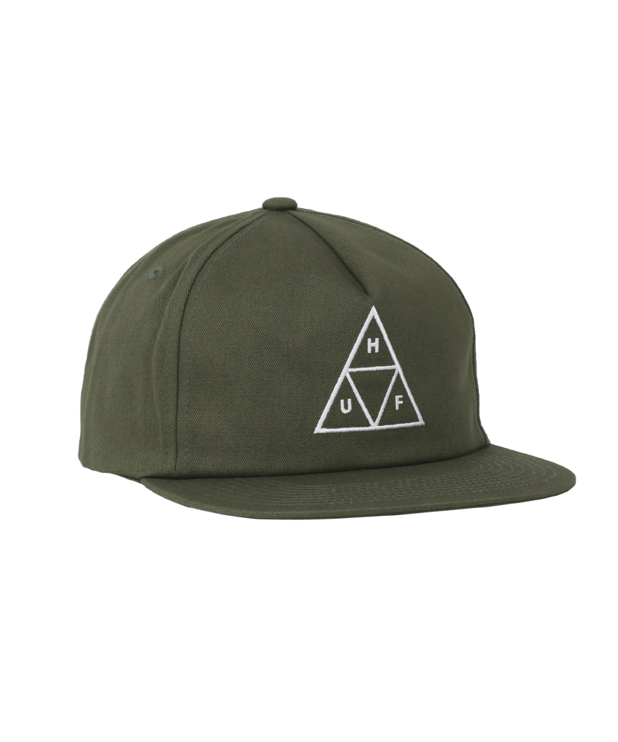 ESS UNSTRUCTURED TT SNAPBACK(GREEN, O/S)