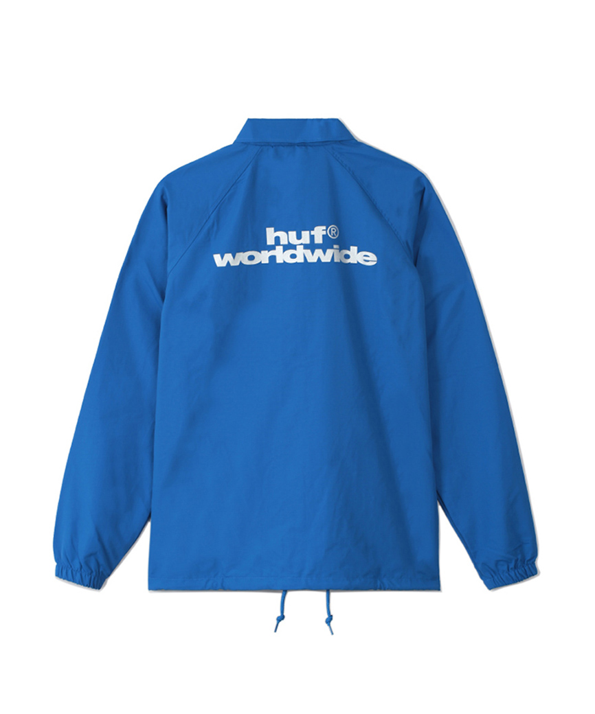 UNTITLED COACHES JACKET