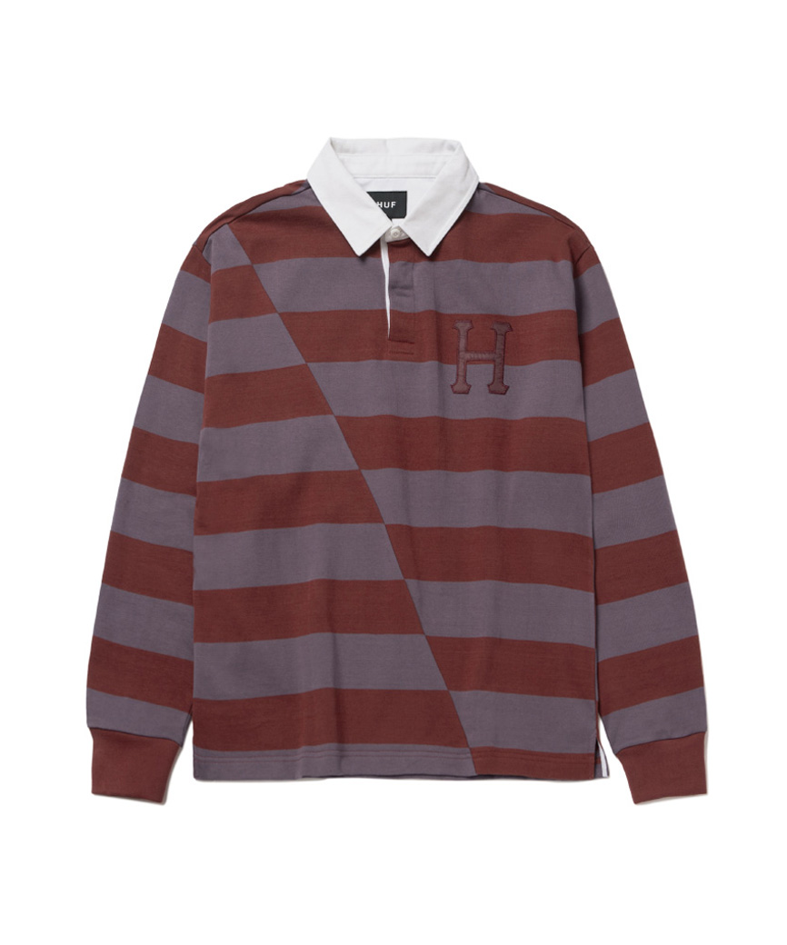 YORKE L/S RUGBY
