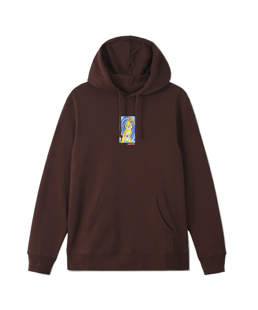 MESSED UP BUNNY P/O HOODIE