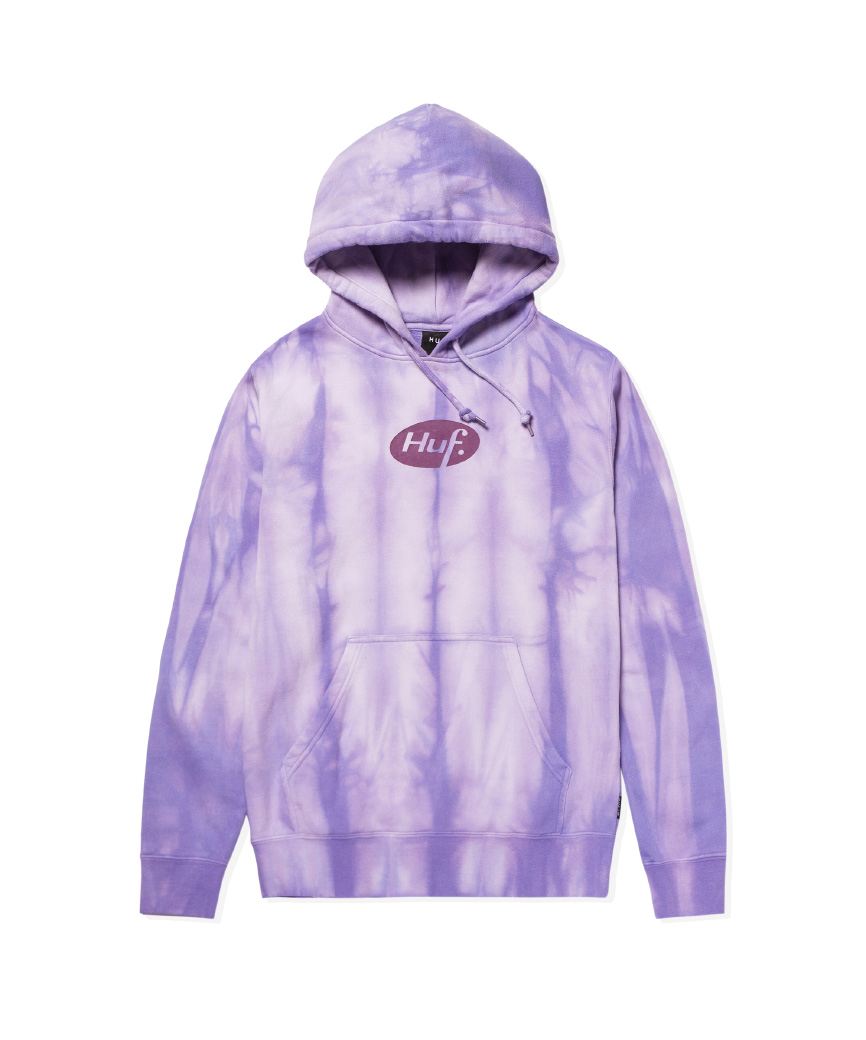 RELAX TIEDYE P/O HOODIE