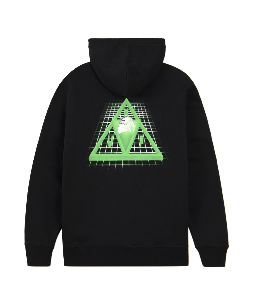 DIGITAL DREAM TT P/O HOODIE(BLACK, M)