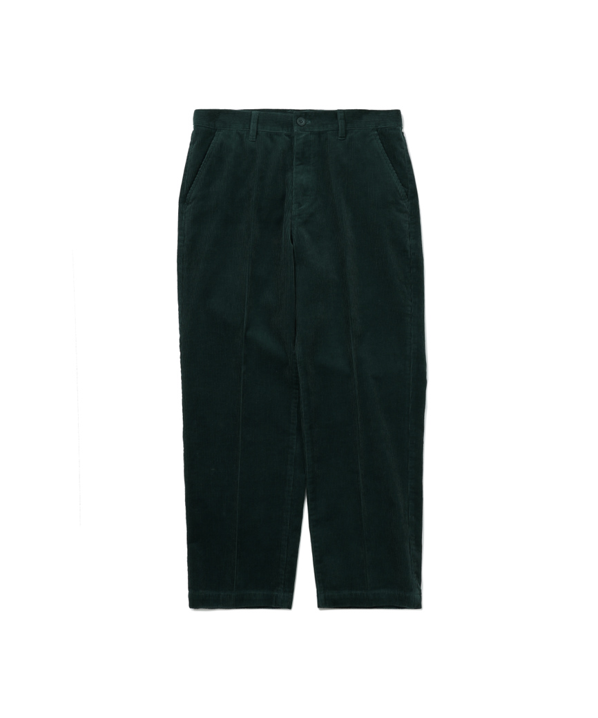 CORD WORK PANT(GREEN, 28)