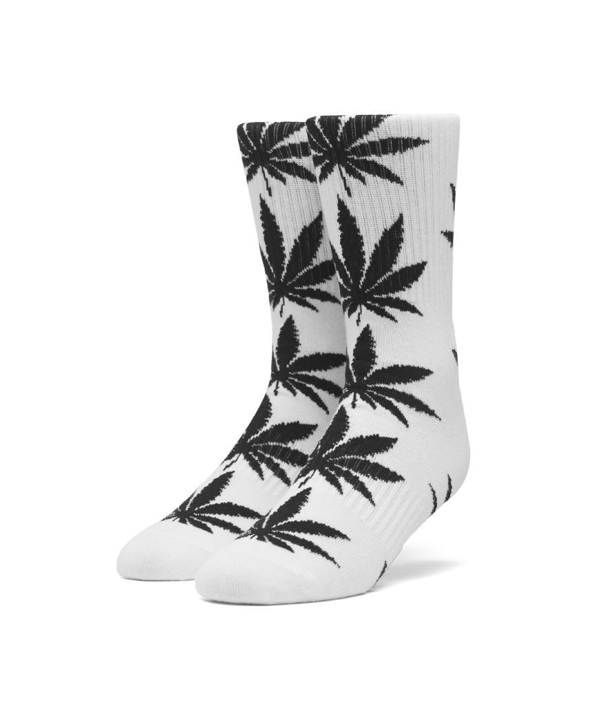 ESSENTIALS PLANTLIFE SOCK(WHITE, O/S)