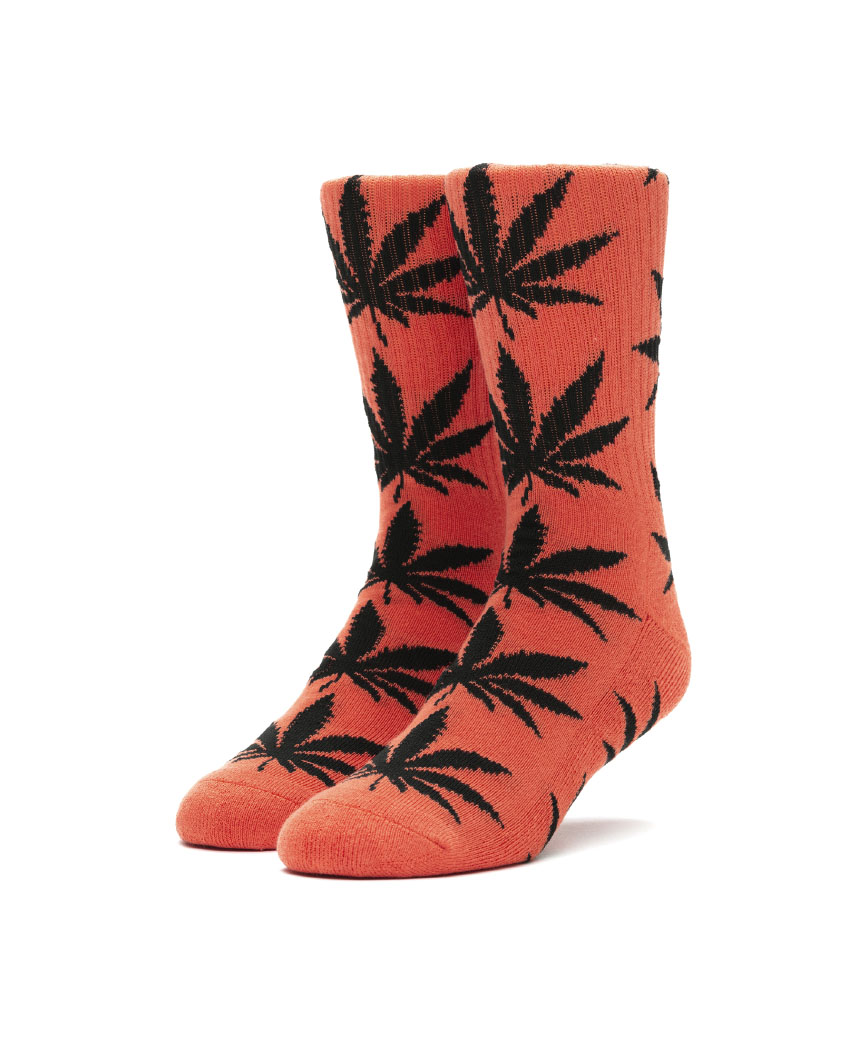 ESSENTIALS PLANTLIFE SOCK(ORANGE, O/S)