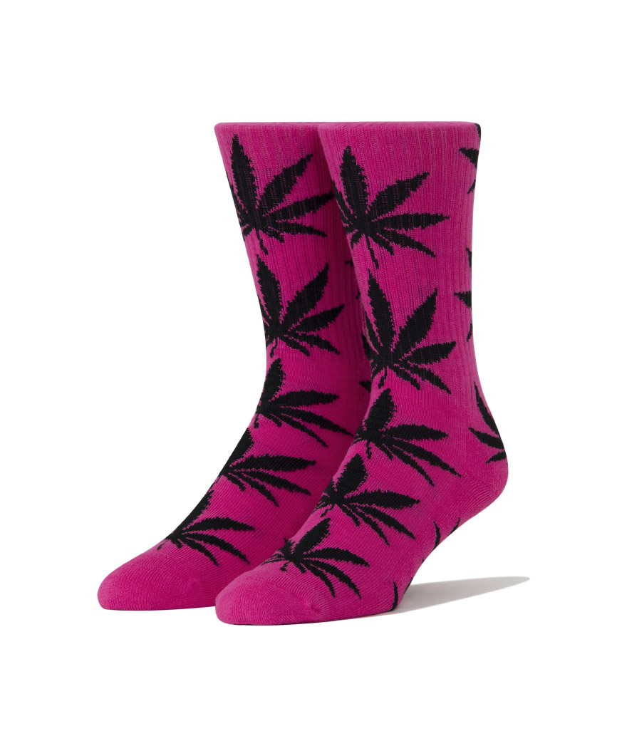 ESSENTIALS PLANTLIFE SOCK(MAGENTA, O/S)