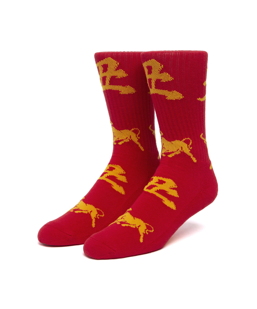 YEAR OF THE OX CREW SOCK