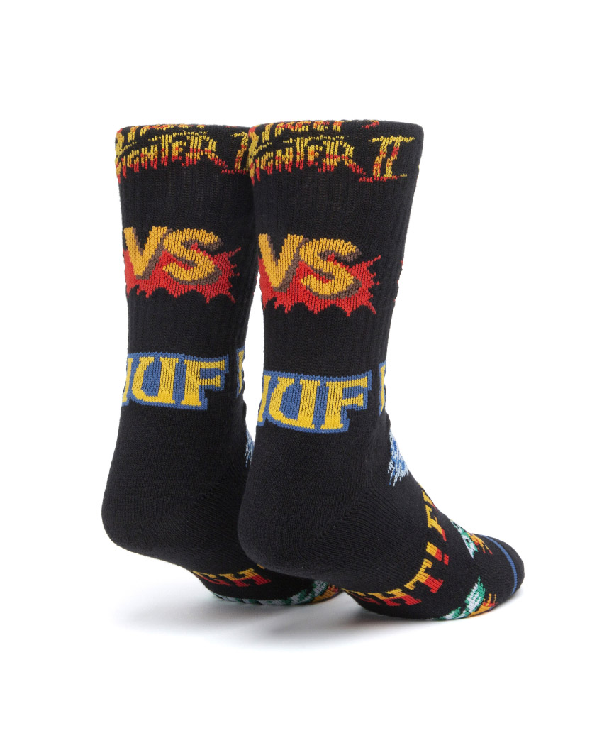 STREET FIGHTER GRAPHIC SOCK
