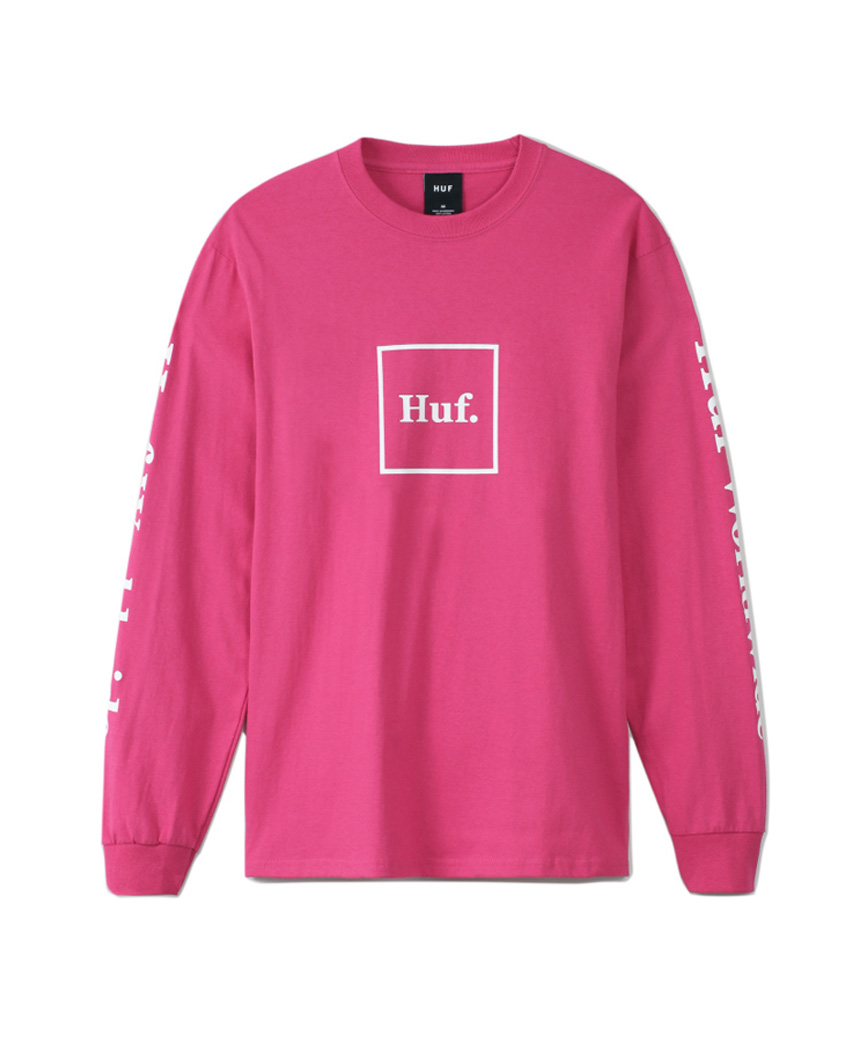 ESSENTIALS DOMESTIC L/S TEE