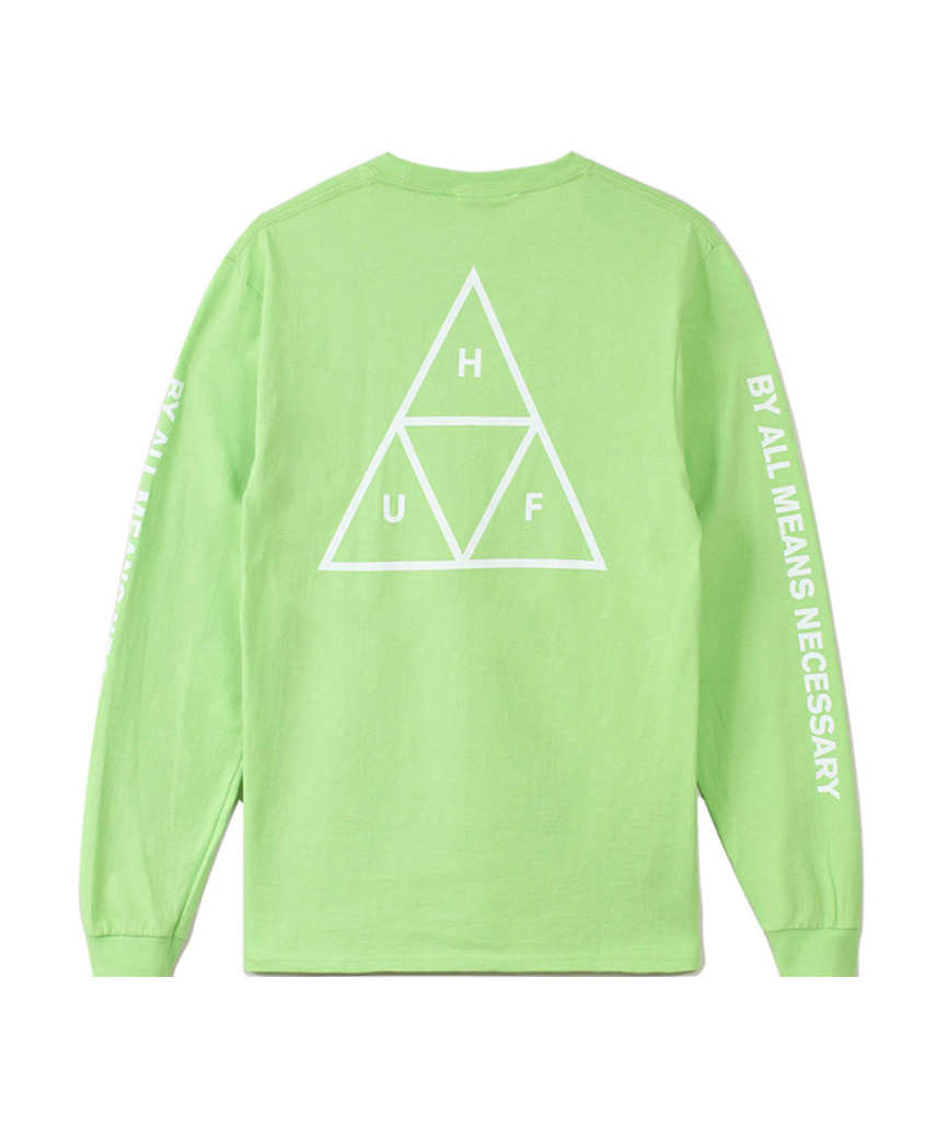 ESSENTIALS TT L/S TEE