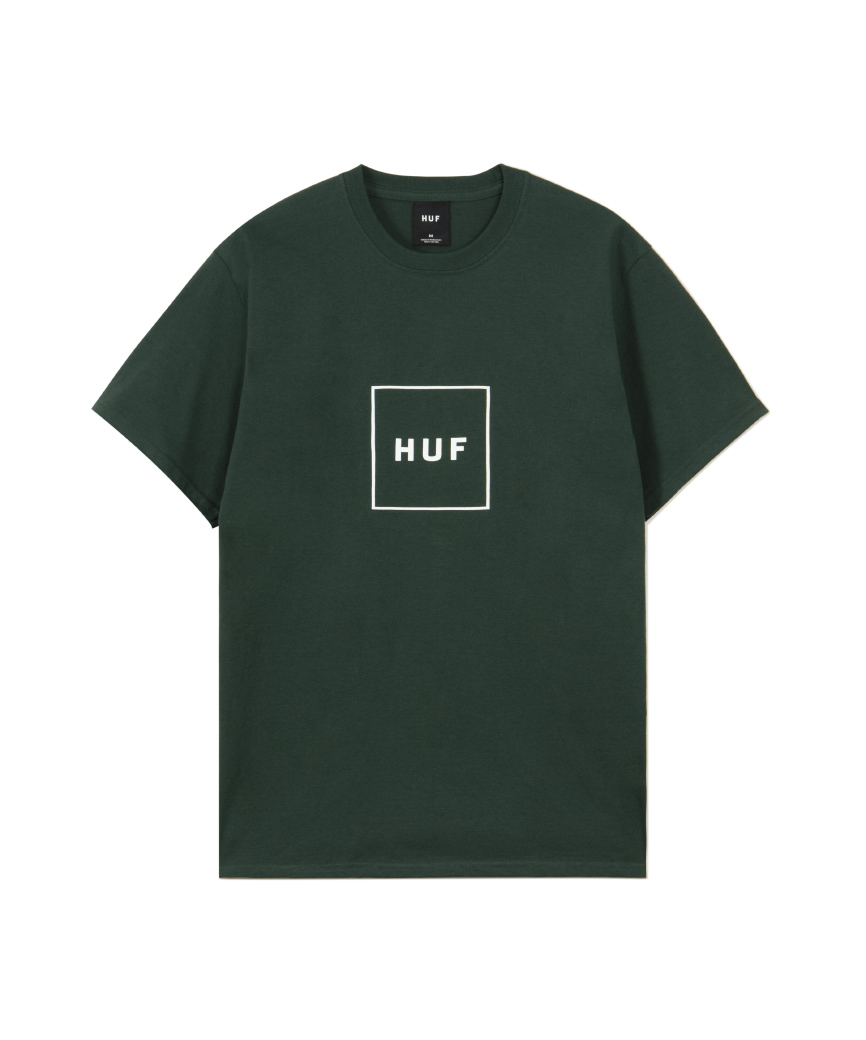 ESSENTIALS BOX LOGO S/S TEE