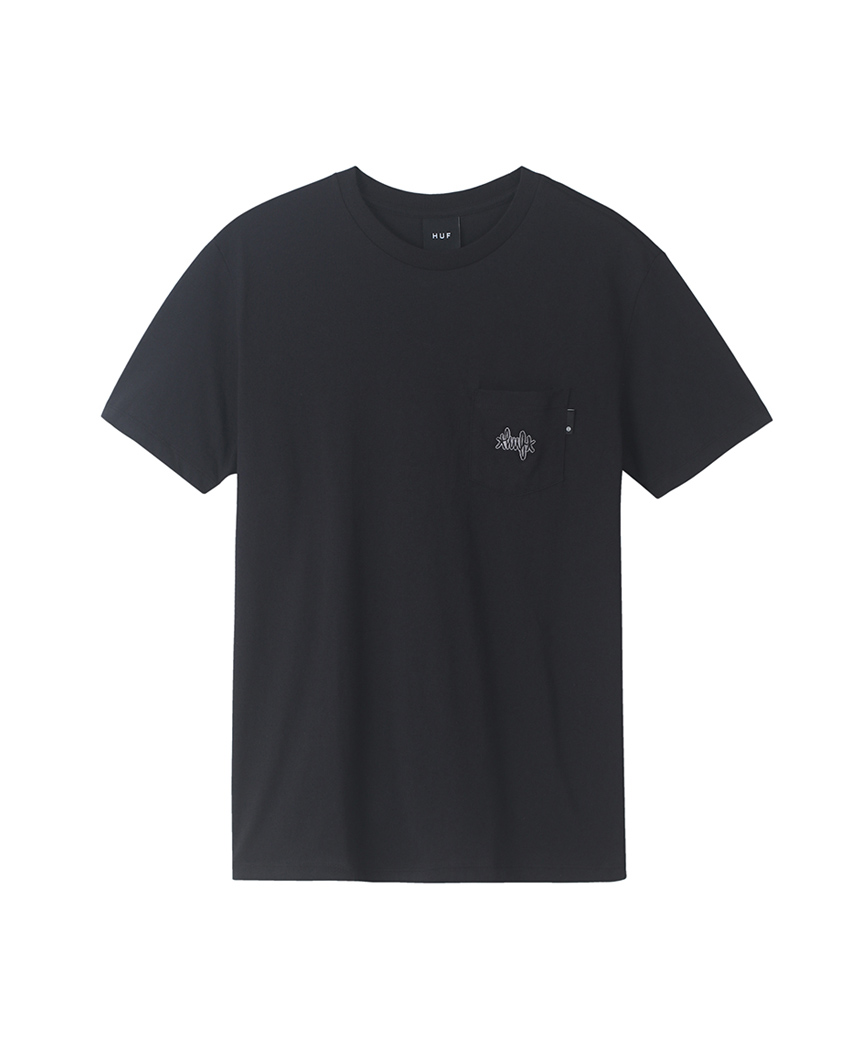 HUF HAZE S/S POCKET TEE