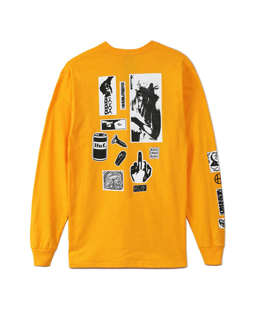 MASTERS L/S TEE