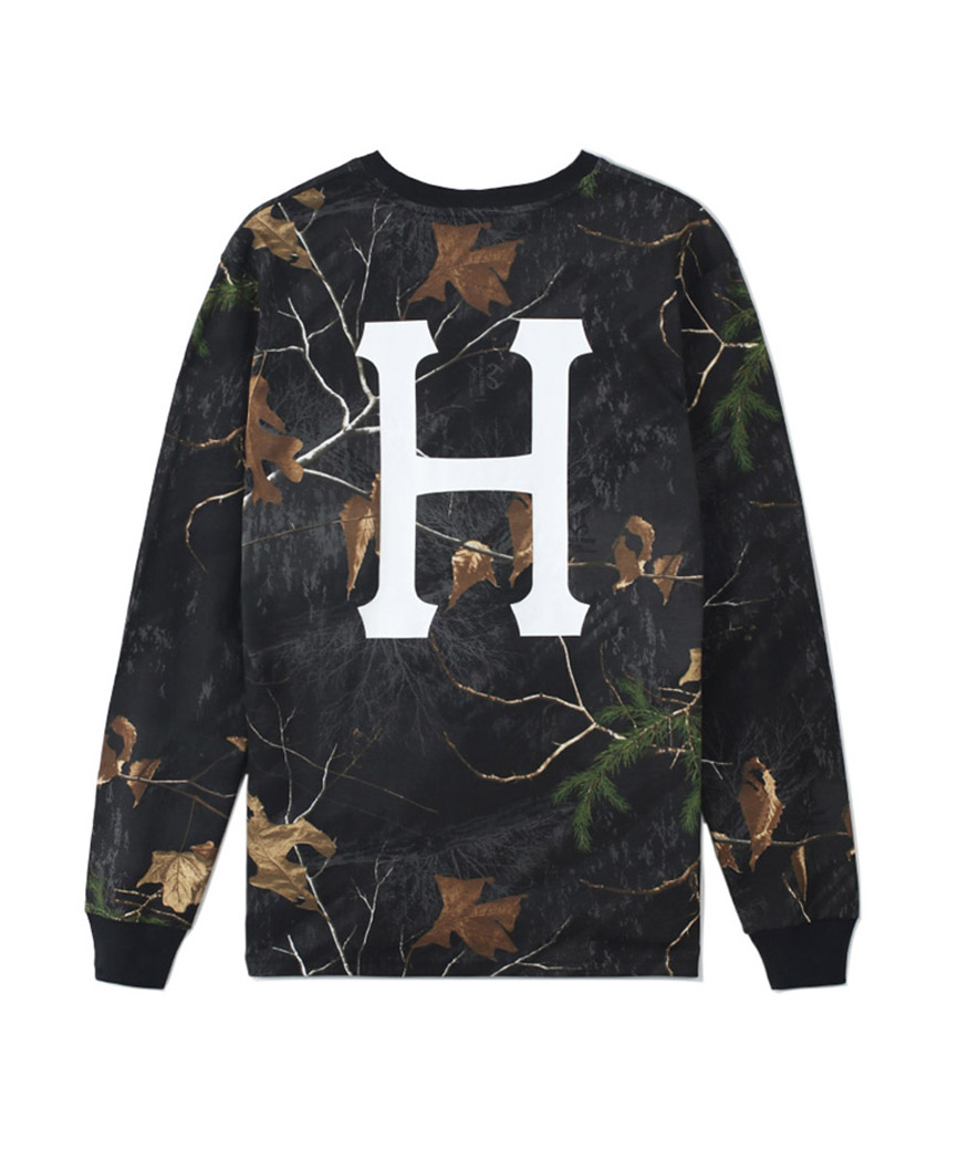 REALTREE CLASSIC H L/S TEE