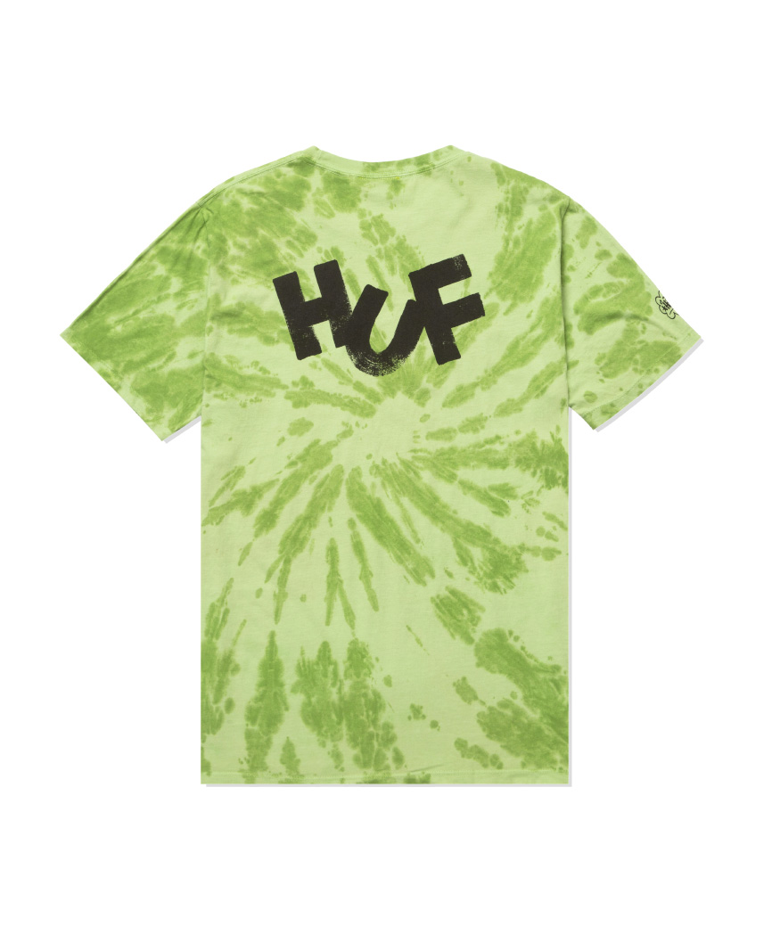 HAZE BRUSH TIE DYE S/S TEE