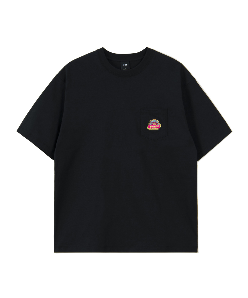 100%PURE POCKET S/SL TEE