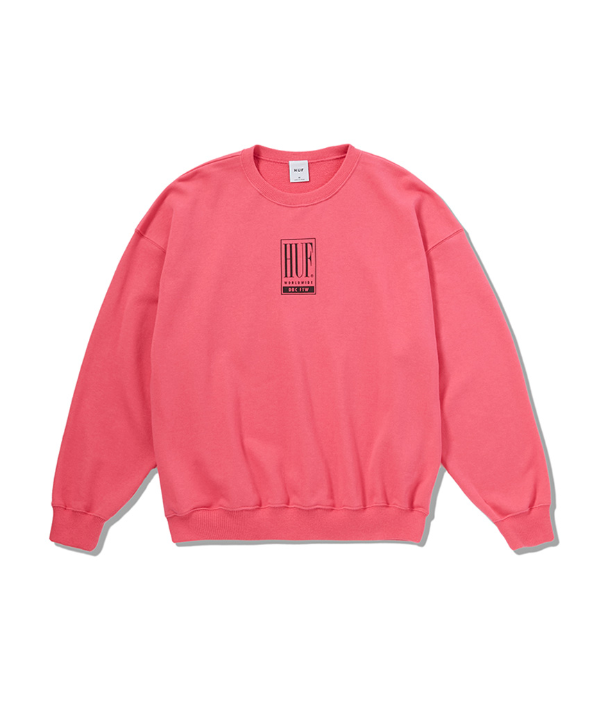 HUF WOMEN'S ELIAS CREW